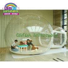 Тюбик рамка тюнинь прозрачный ПВХ большой отель надувной пузырь палатка-иглу дом прозрачная надувная кемпинговая палатка для продажи