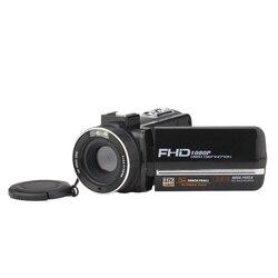 ABKT-Video Camera Wifi 1080P Full Hd Portable Digital Video Camera 2400W Pixel 8X Digital Zoom 3.0 Inch Press Lcd Screen Camcord