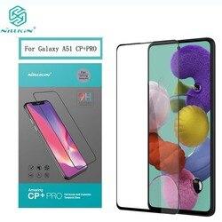 Dla Samsung A51 szkło hartowane Nillkin CP + PRO Anti-burst 9H 0.3MM 2.5D pełne pokrycie ekranu Protector dla Galaxy A51 Film