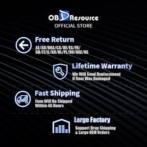 Image 5 - YA206 OBDII קוד Reader מנוע כבוי אור רכב אבחון כלים חיים משלוח החדש 12V OBD2 רכב סורק pk elm327