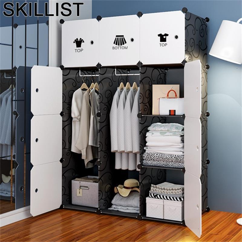 Mobilya Dressing Penderie De Rangement Ropero Meble Armario Armoire Chambre Mueble Bedroom Furniture Cabinet font b