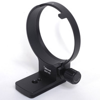 CNC precision Collar Quick Release Lens Collar Tripod Mount Ring For Sigma 100 400mm f5 6.3 DG OS HSM C lens tripod ring