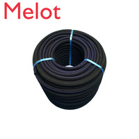 100meters 25*16mm aeration tube/aerotube for fish shrimp pond farming/water treatment equipment