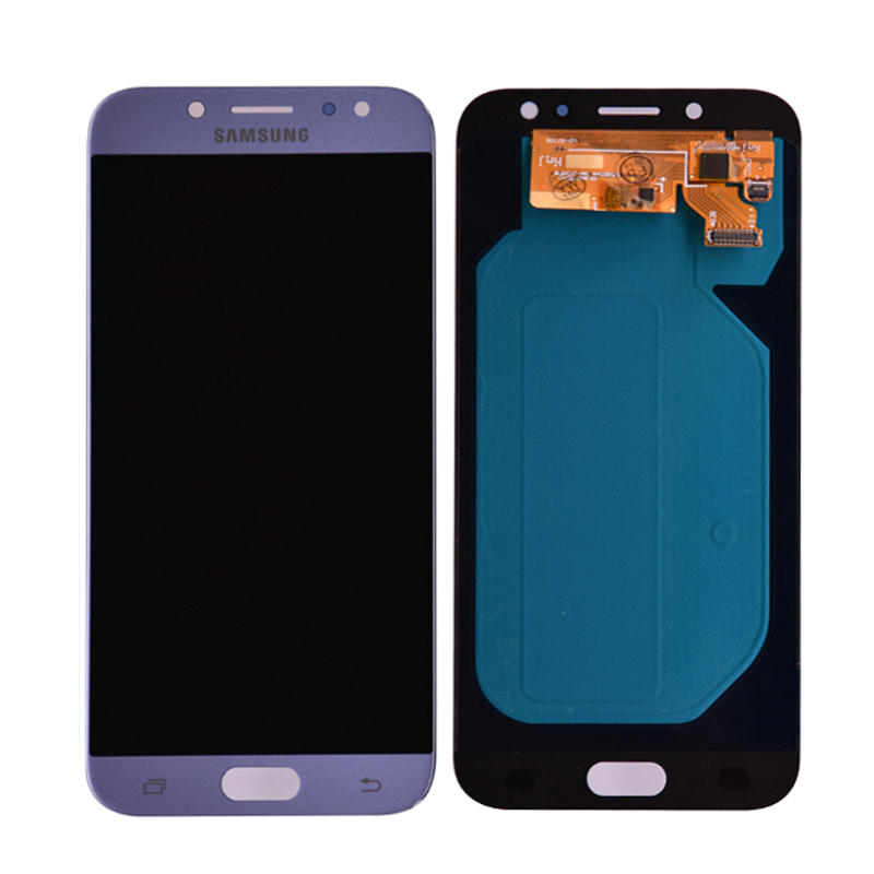 H73b441f2dcf54f43a2890edd28ad9e8cZ Original Super Amoled For Samsung Galaxy J7 Pro 2017 J730 J730F LCD Display and Touch Screen Digitizer Assembly free shipping