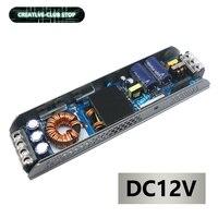 Transformadores electrónicos de iluminación, fuente de alimentación de tira LED ultrafino, DC12V, 45W, 60W, 100W, 150W, 200W, 300W, 400W, Controlador LED de AC100-265V
