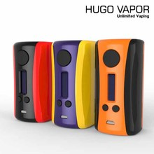 Original Hugo Vapor TRX167 Box Mod with Evolv DNA250 Chip Electronic Cigarette Yoko Vape TC VW Bypass 167W for 510 Atomizer