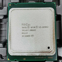 Intel Xeon Processor E5 2650 V2 E5 2650 V2 e5 2650V2 CPU 2.6  Turbo frequency 3.4 LGA 2011 Octa Core Desktop processor X79|CPUs| |  -