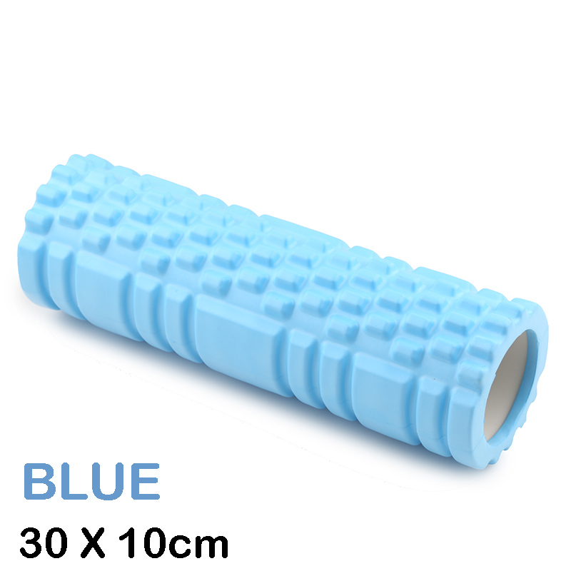 Yoga Column Fitness Pilates Foam Roller Yoga blocks Train Gym Massage Grid Trigger Point Therapy Physio Exercise 4