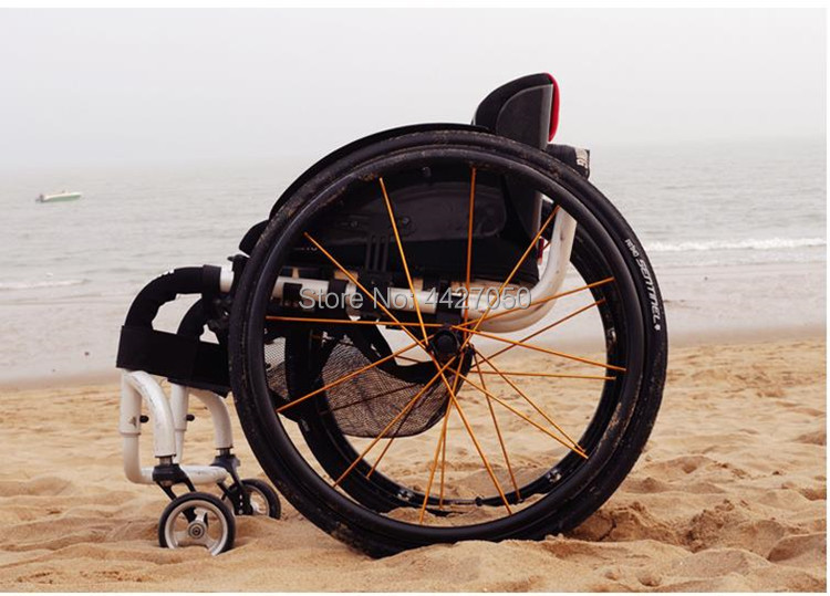 2019 free shipping fashion design custom magnesium alloy manual sports wheelchair suitable for disabled people