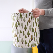 Laundry Basket Cloth art Folding toy Storage Bucket Home box Dirty Clothes Womens Housework Large