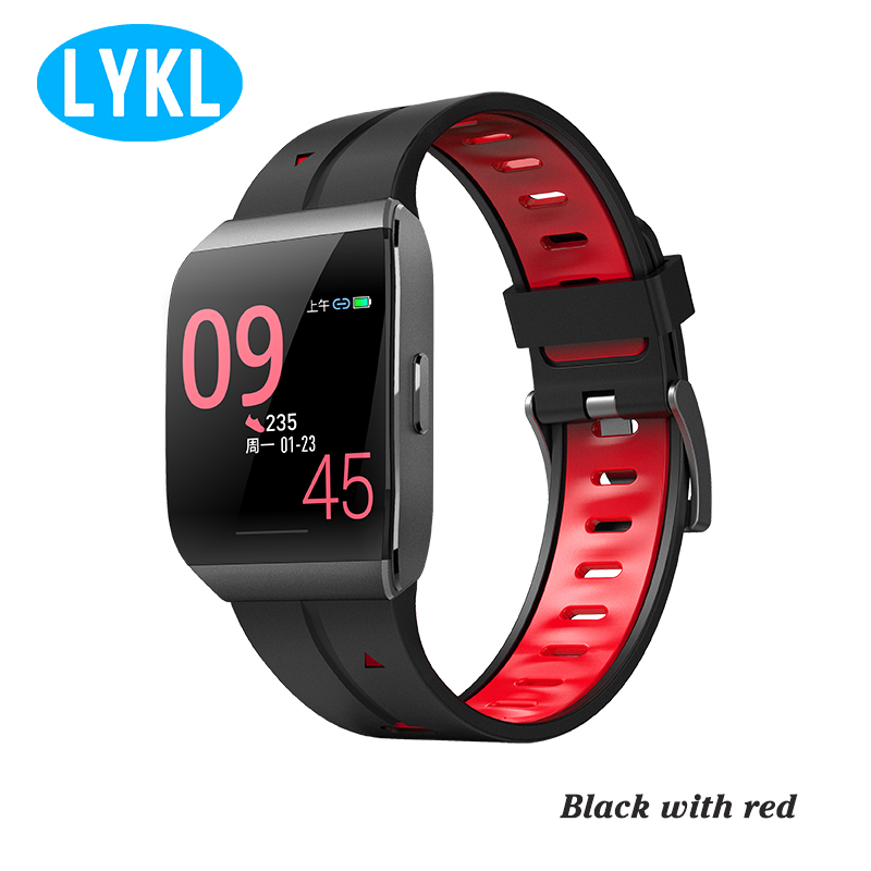 Lintelek Fitness Tracker Color Screen Activity IP68 Waterproof Watch Heart Rate