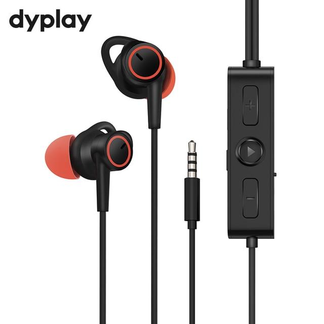 Auricolari in ear cablati da 3.5mm con cancellazione attiva del rumore con 14 ore di riproduzione modalità ANC MEMS microfono DAC Chip HI FI Digtal Stereo