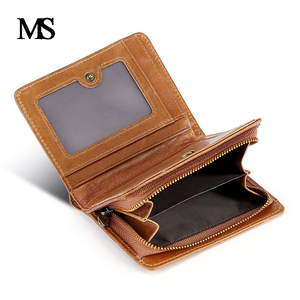 MS Brand Genuine Cow Leather M