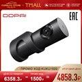 Автомобильный цифровой видеорегистратор HD DDPai Mini3, 1600P, ночное видение, 32 ГБ мини-камера