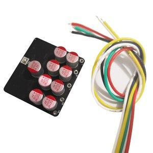 Image 1 - Equilíbrio li ion lifepo4 lto bateria de lítio ativo equalizador paralelo placa bms transferência de energia bms 3s 4S 5S 6s 7s