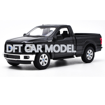 1:24 Scale Alloy Toy F-150 Model Of Children's Toy Truck Original Authorized Authentic Kids Toys