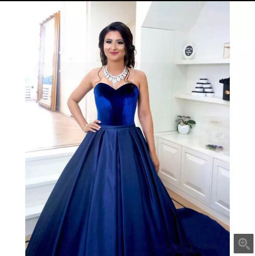 2019 Free Shipping Burgundy Velvet Ball Gown Princess Prom Dresses Strapless Sweetheart Neck Simple Prom Gowns Best Selling