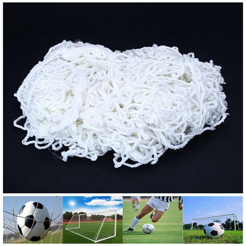 High Quality Field Equipment Training Football Goal Net 1.8M*1.2M Goal Post Net Soccer Practise Soccer Sporting Goods New Tool