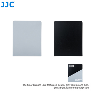 Image 4 - JJC Lens Autofocus Calibration Alignment Test Chart with Color Balance Grey Card For Camera With AF Micro Adjustment Function