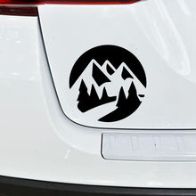 Классный дизайн наклейка для горного автомобиля забавная Виниловая