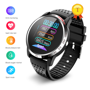 Image 1 - High quality hrv spo2 ppg smart watch Heart rate detection ECG measurement Blood pressure smartwatch bracelet for ios android