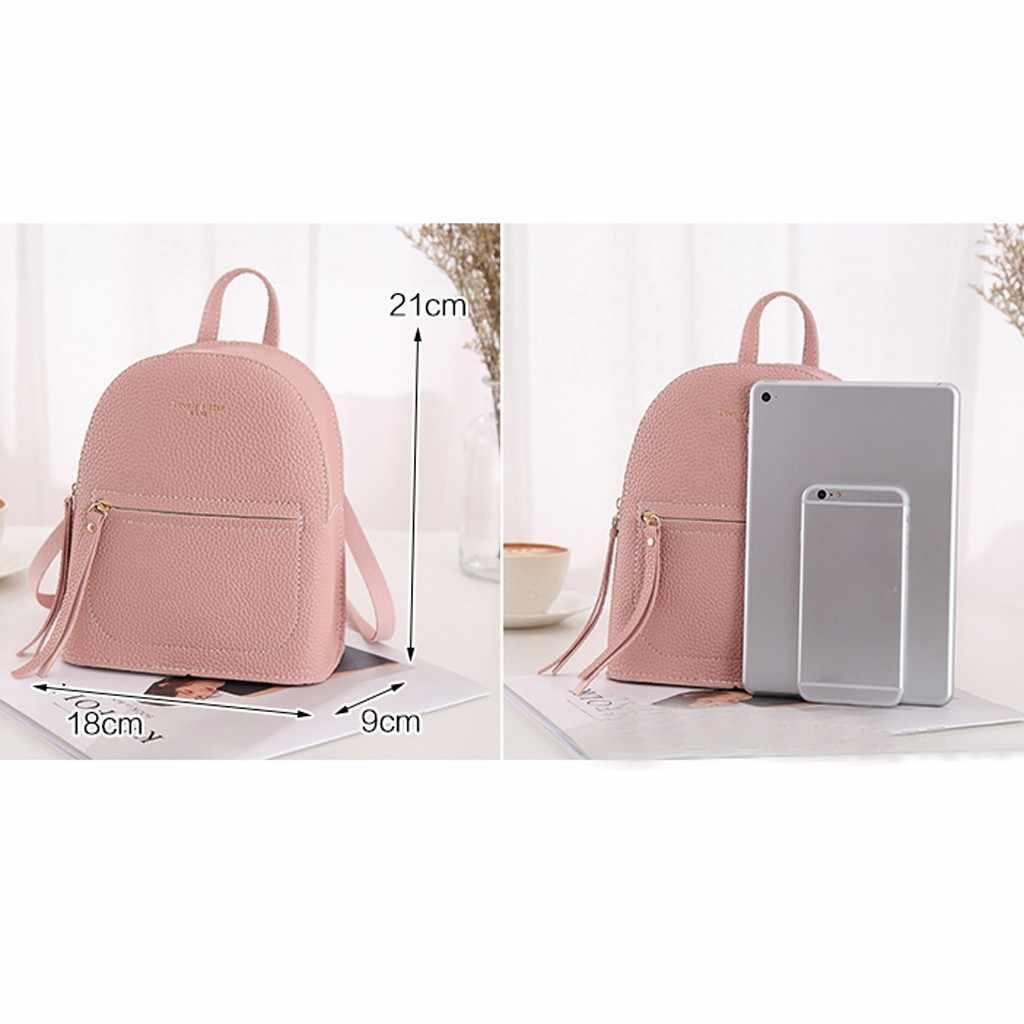 2019 en çok satan kadın sırt çantası kadın moda bayan omuzlar küçük kadın sırt çantası mektup çanta cep telefonu çantası bolso mujer #25
