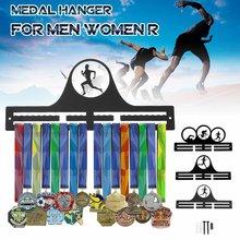 Medal hanger Sport medal holder Hanger Marathon Running Mens Women Sport for Wall Mounted medals display rack decoration