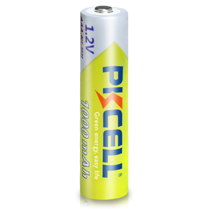 Image 5 - 4/8 adet PKCELL AAA NIMH şarj edilebilir pil 3A 1000mah 1.2V NI MH AAA pil piller şarj edilebilir aaa up 1000 çember times
