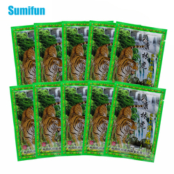 80pcs Tiger Balm Patch For Joint Shoulder Rheumatism Pain Herbal Balm Medical Plasters Capsicum Patch Pain Relief Stickers