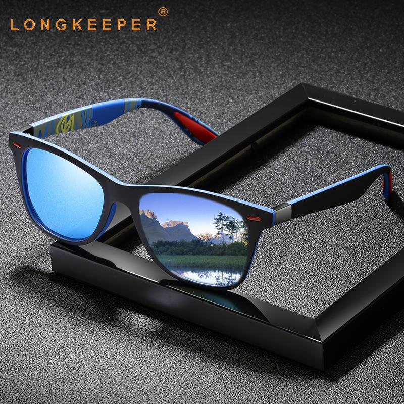 2019 B.M.W Brand Men Sunglasses Polarized Classic Driving Summer Eyewear