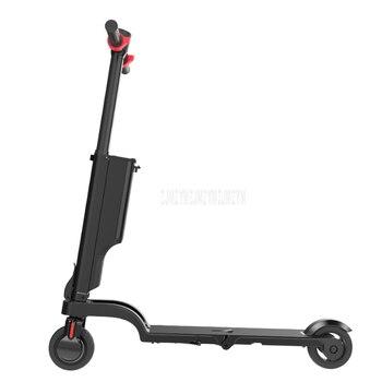 Mochila plegable de moda X6 Scooter Eléctrico Altavoz Bluetooth Scooter Eléctrico de música en lugar de Mini Scooter adulto de la ciudad