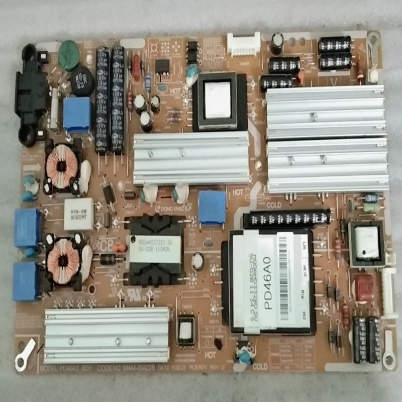 FOR Original Samsung UA40D5000PR TV Power Board Bn44-00422b Pd46a0-bdy