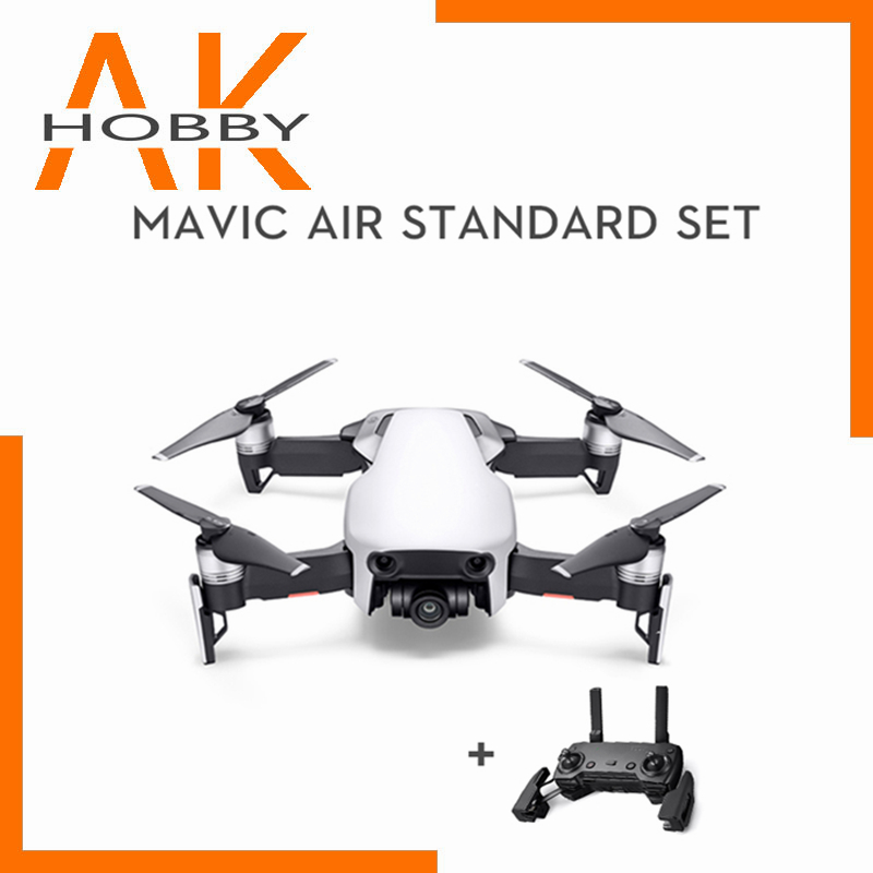 In Stock DJI Mavic Air Standard Set drone 4K 3-Axis Gimbal Camera with 4KM Remote Control For DJI mavic Air original brand Drone
