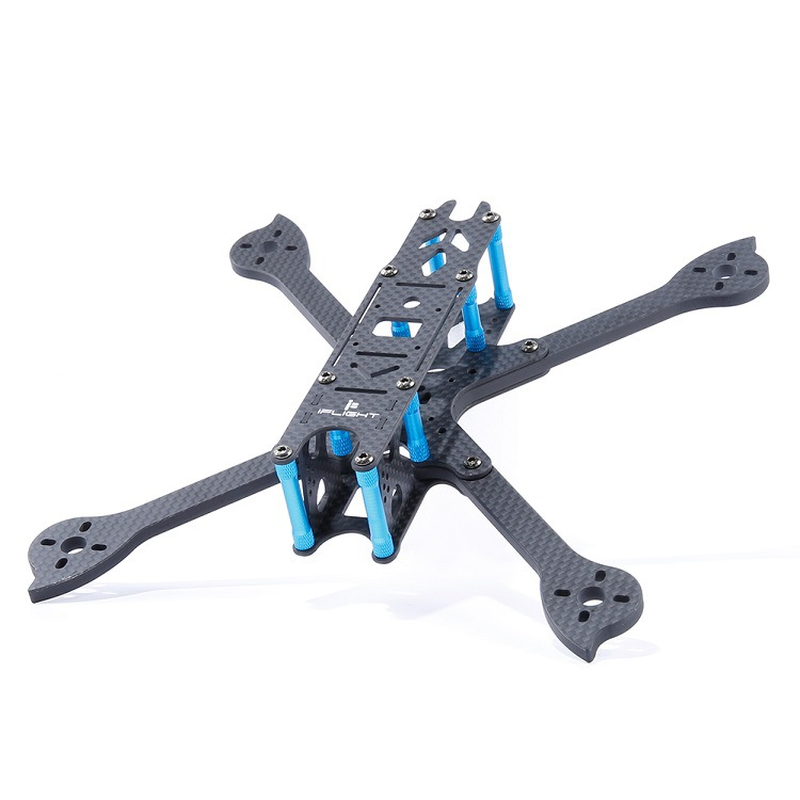 IFlight XL6 V4 275mm Long Range Freestyle Frame Kit Full Carbon Fiber for RC FPV Racing Drone-in Parts & Accessories from Toys & Hobbies    1