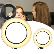 Studio LED Ring Light Dimmable Lamp YouTube Video Make-up Selfie Camera Phone dimmable diva 12 60w led studio ring light beauty make up selfie video photo