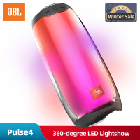 JBL Pulse4 Wireless Portable Speaker IPX7 Waterproof Bluetooth Deep Bass Music JBL Pulse 4 Stereo Sound Audio with Party Boost