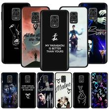 Silicone Phone Case For Xiaomi Redmi Note 9S 7 8 8T 9 Pro Max Redmi 7 8 8A 6 K20 K30 Pro Cover Couqe Shadowhunters Runes silicone phone case for xiaomi redmi note 9s 7 8 8t 9 pro max redmi 7 8 8a 6 k20 k30 pro cover couqe firefighter heroes fireman