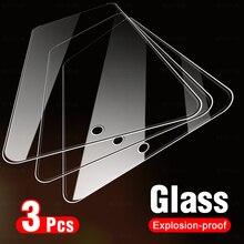 3 Pcs ป้องกันสำหรับ Xiaomi Redmi หมายเหตุ10 Pro 9H ป้องกันหน้าจอ Xiaomi Red Mi Note10 Pro สูงสุด10S 10Pro ฟิล์ม
