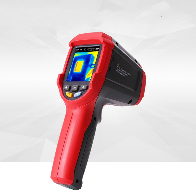 UTI85H+ Digital Thermometer Imager Infrared Camera For Human Body Temperaure Testing From 30-45 Centigrade With Alarm Buzzer