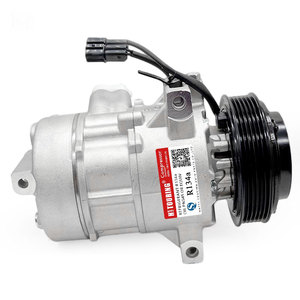 Image 2 - Compresor de aire acondicionado para Kia sportage, para Hyundai IX35 Tucson TM10 2010 2011 2012 2013 2014 2015 977012S000 97701 2S000 97701 2S000