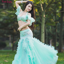 New Adult women Belly Dance Costume Oriental bellydance skirt Stage