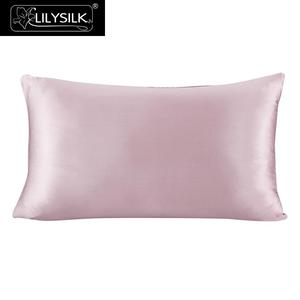 Mulberry Silk Pillowcase Silk Pillowcase For Hair(China)