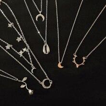 Luokey Boho Necklace For…