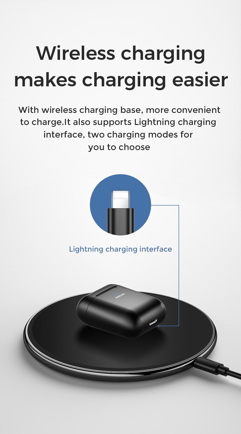 Joyroom JR-T03s TWS Wireless Earbuds-4