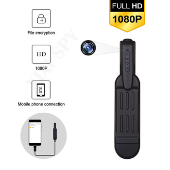 цена на Mini camera DV 1080P Full HD micro small Professional Video recorder Digital cam pen Voice Camcorder brand xixi spy