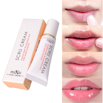 Lip Care Shea Butter Lip Scrub Cream Lipbalm Nourishing Moisturizing Exfoliating Lip Balm Remove Dead Skin Cosmetics Tools недорого