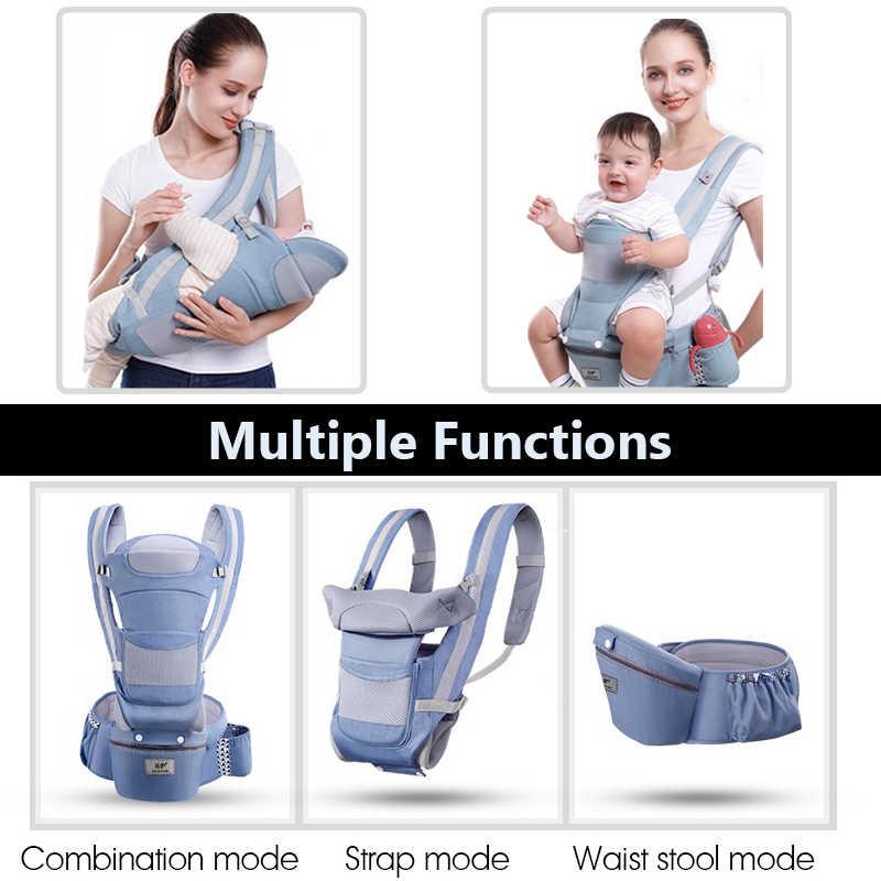 MMloveBB OMNI 360 กระเป๋าสะพายหลัง ERGONOMIC Baby Carrier Baby Hipseat Carrier พกพาเด็ก Baby Wrap สลิงสำหรับทารก TRAVEL