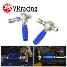 VR Racing-2 шт. задняя подвеска Регулируемый внешний наконечник рулевой тяги для 240sx 95-98 S14 красный VR9808