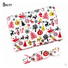 100pc Candy Wrapping Paper Christmas Oil Paper Baking Bag DIY Children Birthday Party Decorative Candy Bag Baby Shower Gifts.75z