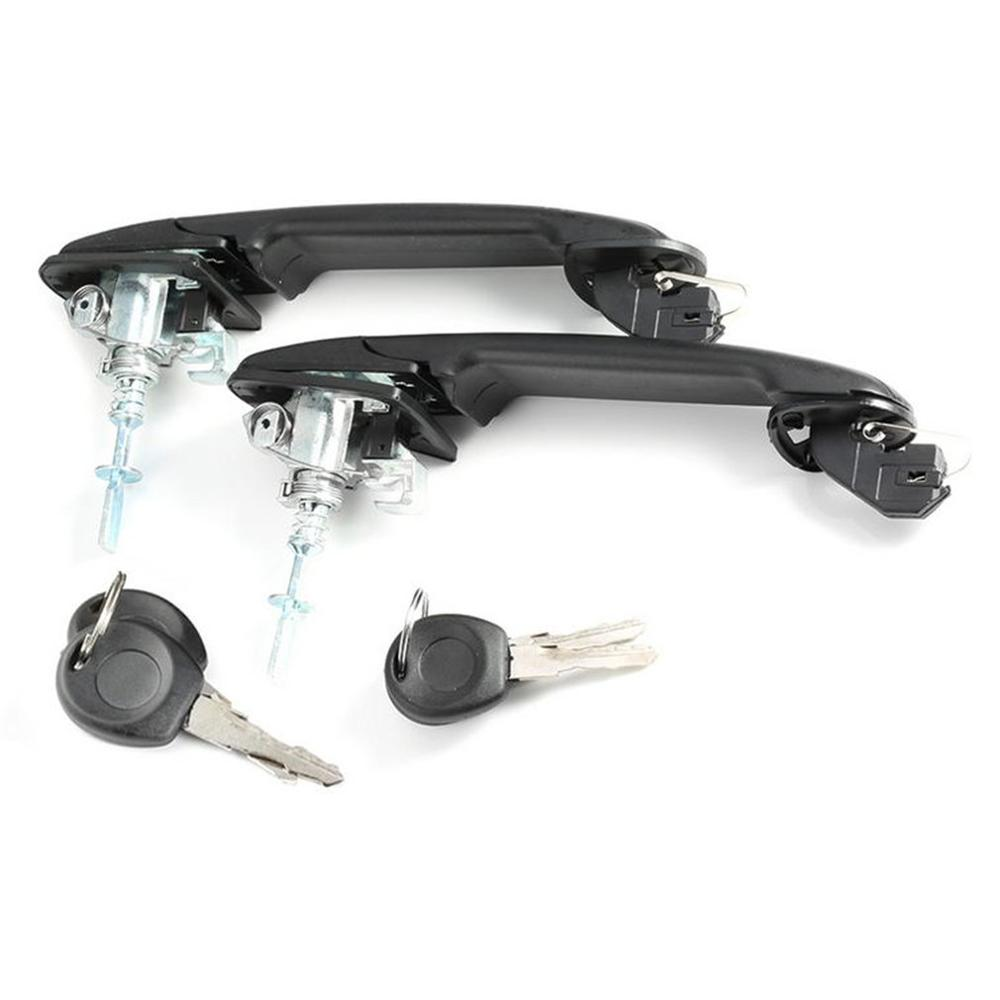 4x Repair Door Lock Front Left//Right for VW Polo 6n2 New